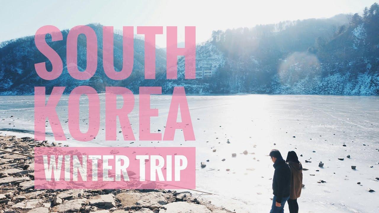 south korea winter trip youtube. Black Bedroom Furniture Sets. Home Design Ideas