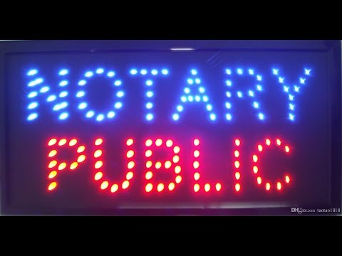New York State Notary Public Procedure For Notarizing Photocopies
