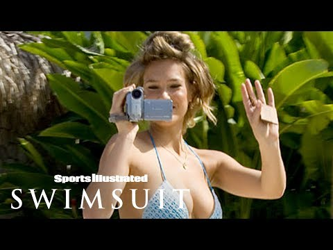 Young Bar Refaeli Films Her First Time With SI Swimsuit In 2007 | Sports Illustrated Swimsuit