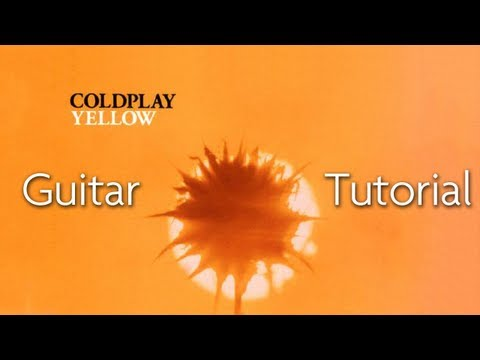 "How to play ""Help Is Round the Corner"" by Coldplay - On Guitar"
