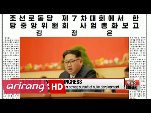 North Korea adopts decision on nuclear capability at Workers