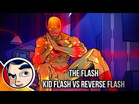 """Flash """"The Button Aftermath... Reverse Flash Returns"""" - Rebirth Complete Story"""