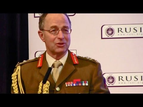 RUSI Chief of Defence Staff lecture 2011