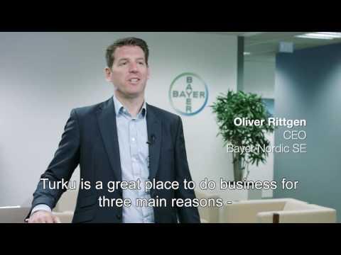 Turku - smart city for smart people