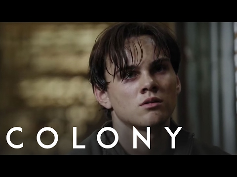Season 2, Episode 3: 'Snyder Saves Bram from a Beating'  Colony on USA Network