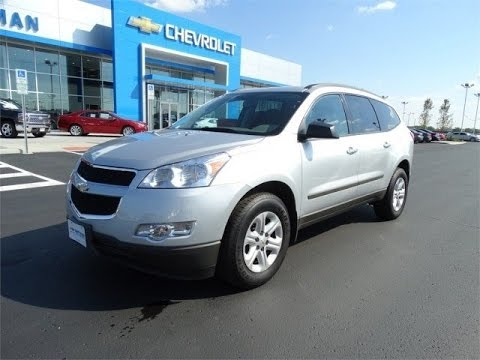 2012 chevrolet traverse ls review find used cars at. Black Bedroom Furniture Sets. Home Design Ideas
