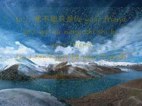 Bu Tong Peng You (with lyrics ) by David Tao