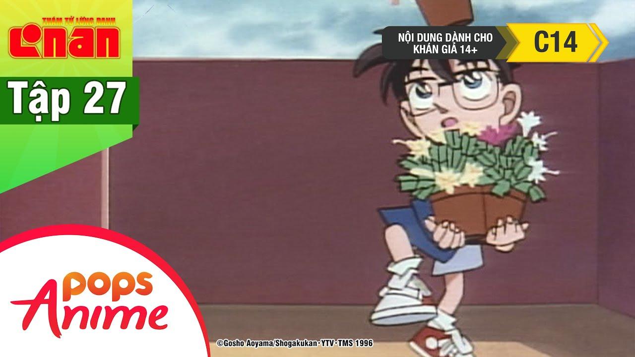 Thám Tử Lừng Danh Conan - Tập 27 - Vụ Án Hoa Xương Rồng Giáng Sinh - Conan Lồng Tiếng Mới Nhất