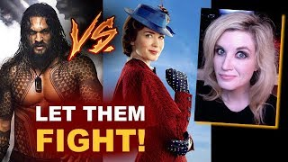 Aquaman 2018 vs Mary Poppins Returns - Beyond The Trailer
