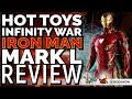 Hot Toys Infinity War Iron Man Review and Unboxing
