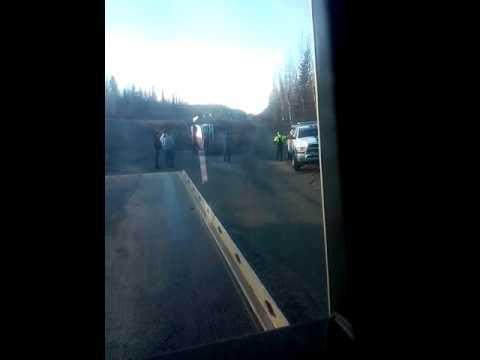 Recovering Ford f150 Alaska