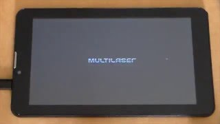 Tablet MULTILASER com defeito
