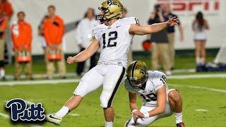 Pitt Upsets #2 Clemson On Chris Blewitt Game-Winning Field Goal