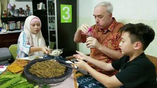 Resep Sambal TOMAT IJO lalap Ciper & Tempe Bakar.
