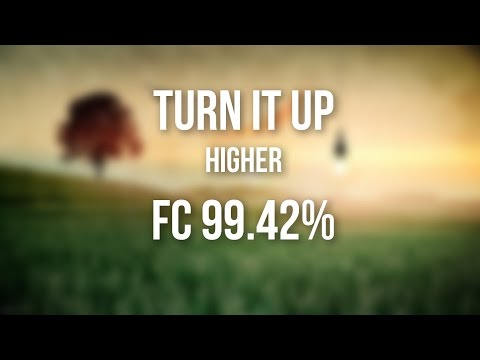 Fox Stevenson - Turn It Up (Higher) [Epic] FC 99.42%