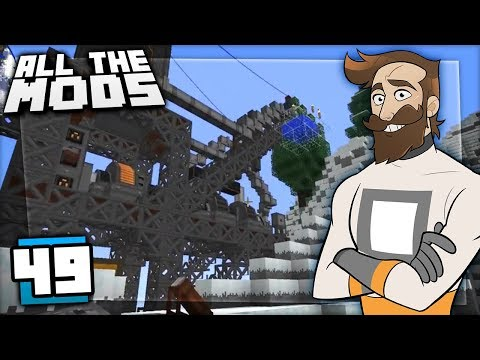 Minecraft All The Mods #49 - THE BAGGER thumbnail