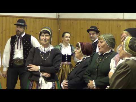 Folklorni ples 2017 Kamenný Újezd