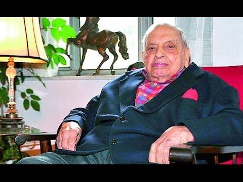 Steel Man Of India, Russi Mody Passes Away
