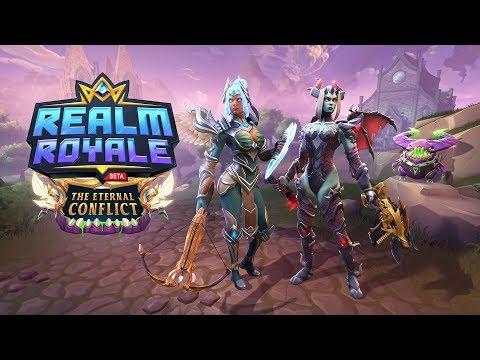 Realm Royale - Battle Pass 4 - The Eternal Conflict