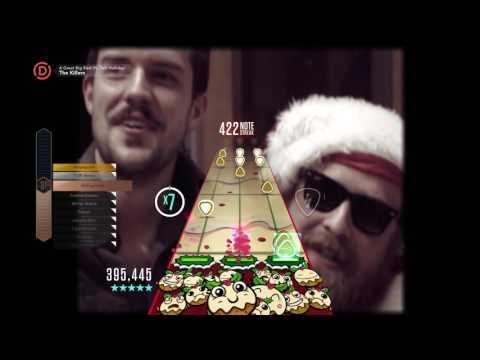 A Great Big Sled - The Killers ft. Toni Halliday FC 100% (Guitar Hero Live)