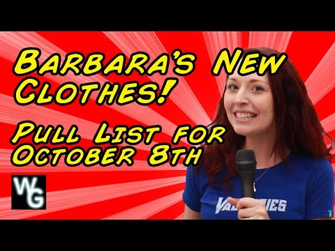 Barbara's New Clothes - Pull List from Austin Wizard World