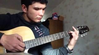 Осколок Льда Ария на гитаре