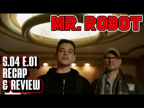 Mr. Robot Season 4 Episode 1 Recap & Review | 401 Unauthorized