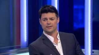 "Karl Urban talks about ""Dredd 3D"" with Sky News"