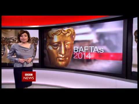 JANE HILL  BBC NEWS  16 Feb 2014   JANE HILL BAFTAs PROMO