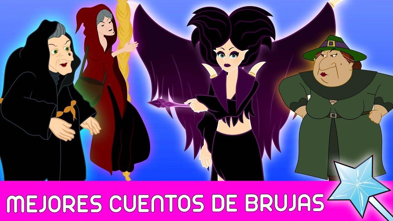 Hansel y Gretel & Blancanieves y más | 4 Mejores Cuentos de Chicos en Español - Dibujos Animados