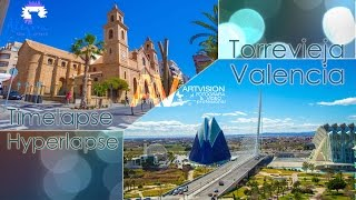 Torrevieja - Торревьеха Spain Испания Timelapse / Hyperlapse 2015 by ArtVision and Alegria. Valencia(Torrevieja / Торревьеха - Timelapse / Hyperlapse - Spain Torrevieja, Valencia and Guadalest by ArtVision and Alegria real estate. Таймлапс в движении или ..., 2015-04-08T17:11:46.000Z)