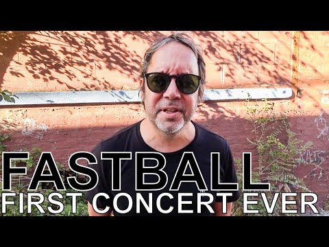 Fastball's Miles Zuniga - FIRST CONCERT EVER Ep. 11