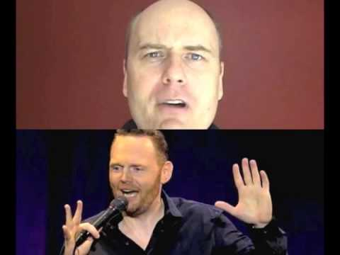 Bill Burr Discovers Stefan Molyneux