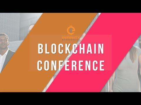 Erste Infinity Economics Blockchain Conference in Zürich 2017