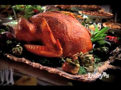 Order Your Thanksgiving Feast From Luby's!