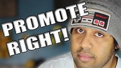 Why Self Promotion Is Bad - Get Others To Promote YOU!
