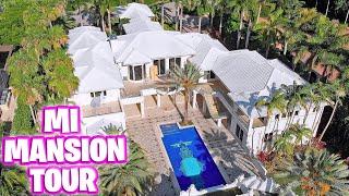 HOUSE TOUR CASA ACTUAL vs MANSION FUTURA! 🔥 Casa Vieja vs Casa Nueva El Mundo de Camila Guiribitey