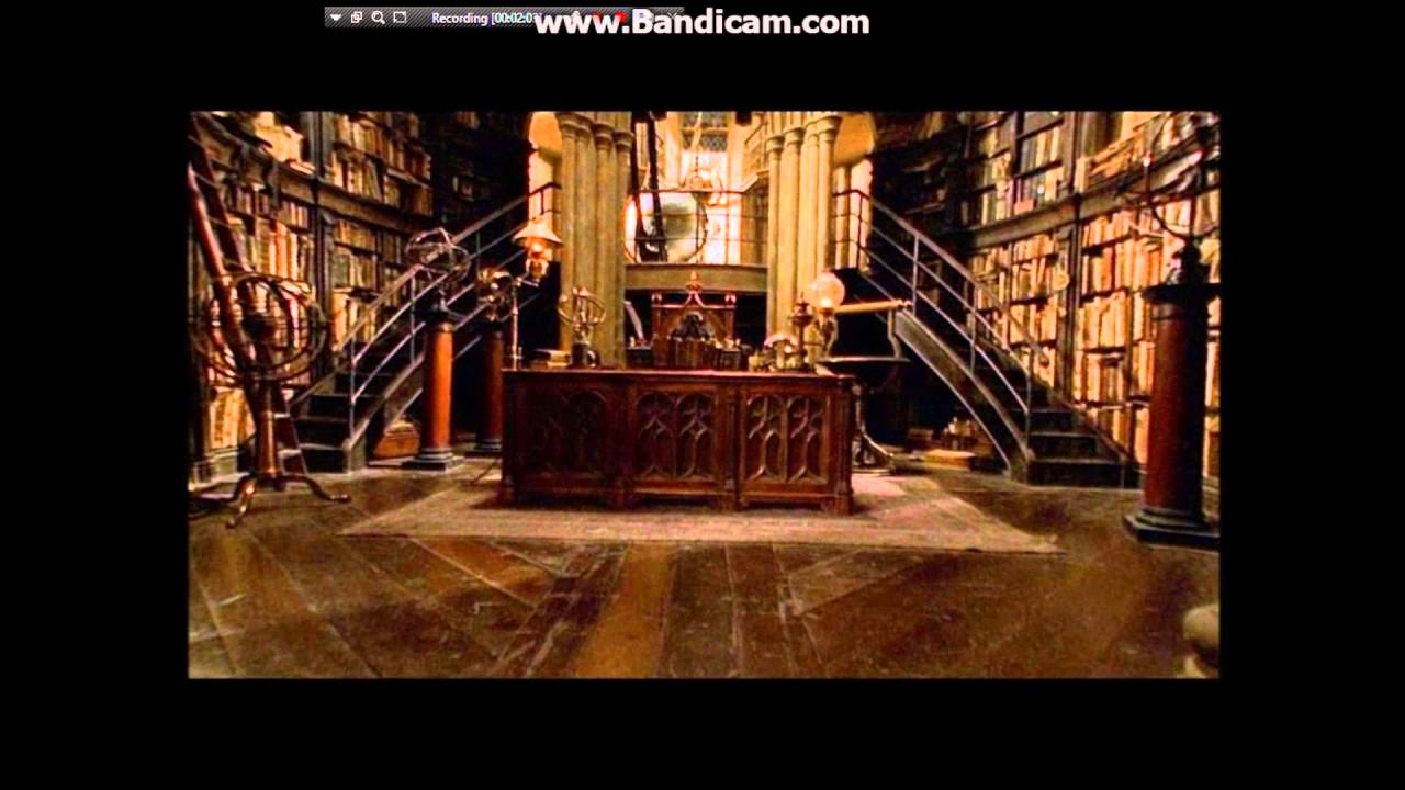 Delightful Harry Potter And The Chamber Of Secrets DVD   Tour Of Dumbledoreu0027s Office    YouTube