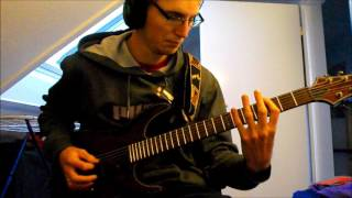 Killswitch Engage - I Would Do Anything Guitar Cover