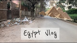 Day in My Life in Egypt | High School Vlog