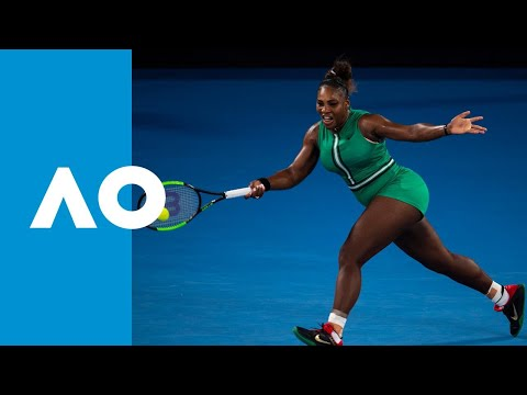 Simona Halep vs Serena Williams | Australian Open 2019 R4 Highlights