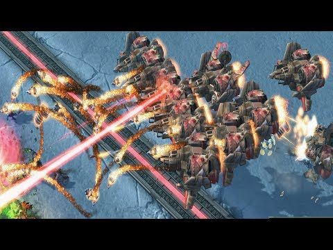 Abusing Overpowered Vikings With Han And Horner In Direct Strike Starcraft 2