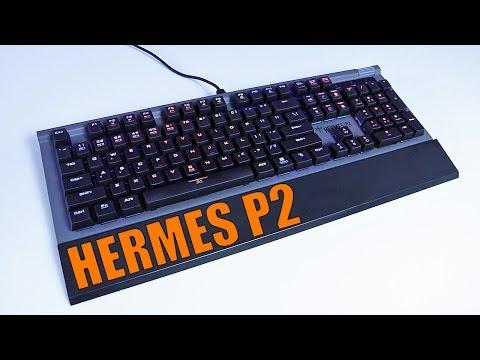 Gamdias Hermes P2 Optical Switch Gaming Keyboard Review - YouTube