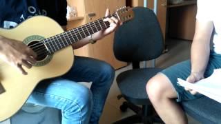 Tuyệt Tình Ca [Ghita] - Sinh viên hát tại KTX cực hay