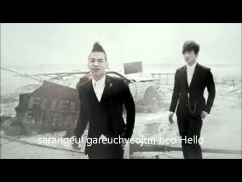 BigBang- love song lyrics