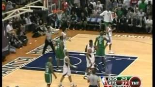 2008 NBA Playoffs - Hawks Celtics Gm4/6 Highlights
