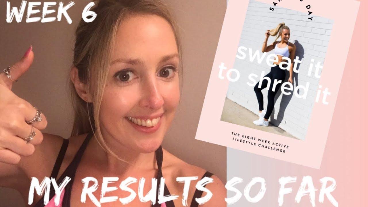 sweat it to shred it sarah stevenson free pdf