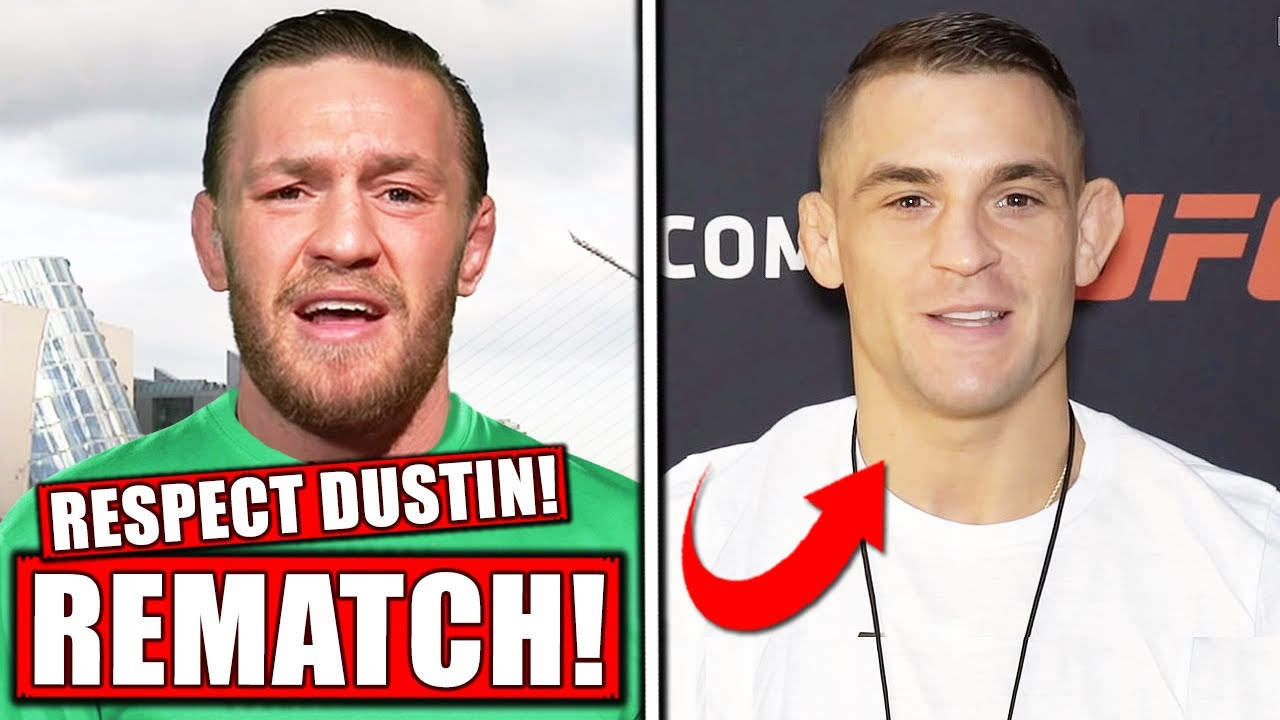 BREAKING! Conor McGregor & Poirier AGREE to REMATCH in Ireland on Dec. 12, Costa slams Adesanya, MMA