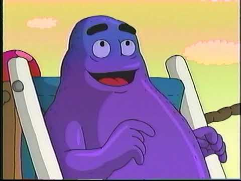 The Wacky Adventures of Ronald McDonald The Legend of Grimace Island from YouTube · Duration:  38 minutes 29 seconds