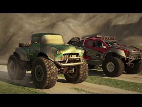 Monster Trucks Racing 2020 Apps On Google Play